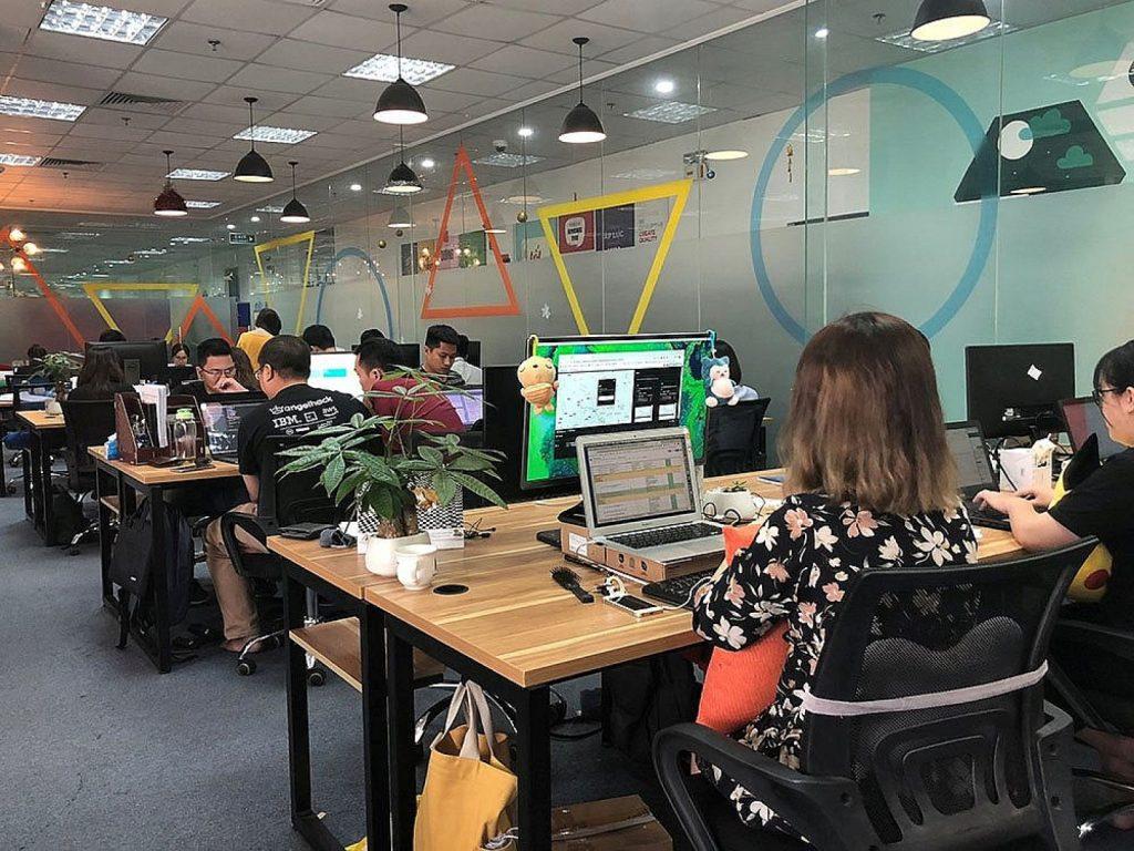 Các startup Việt Nam có nhiều cơ hội vươn ra thị trường nước ngoài.