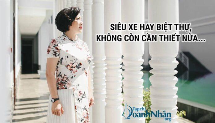 Doanh nhân Lê Hoài Anh: