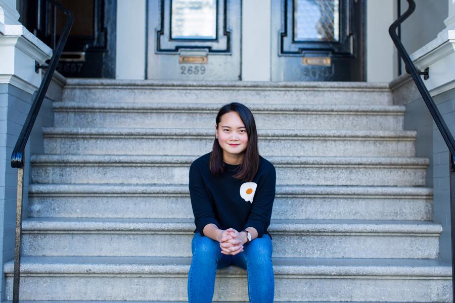 Nữ doanh nhân Mai Hồ - người vừa lọt vào danh sách Forbes Under 30 Asia.