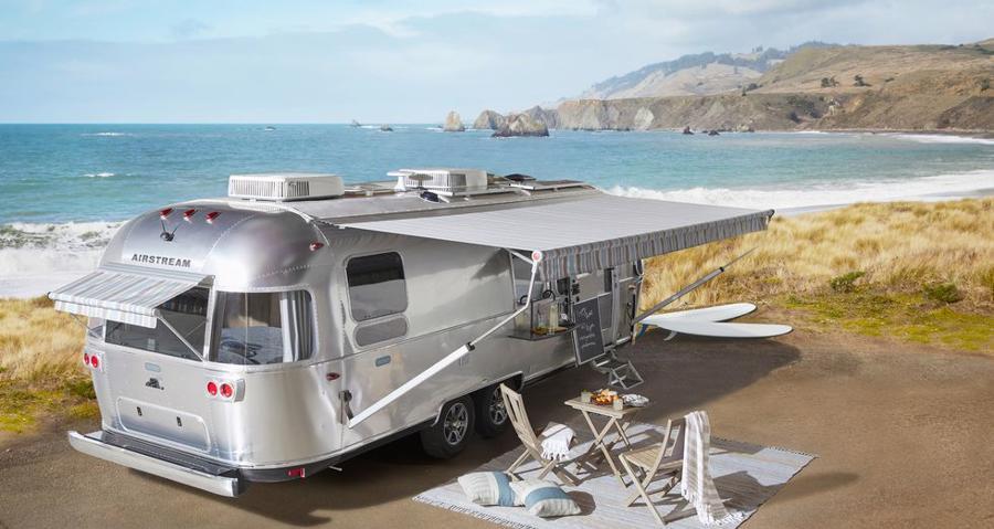 """Phượt kiểu siêu sang trên """"nhà xe di động"""" mới toanh của Airstream - Ảnh 1"""