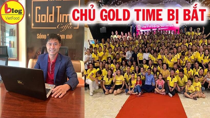 Cơ quan chức năng thông báo tìm nạn nhân của công ty Gold Time