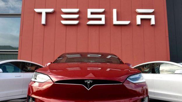 Quý 3/2021 là quý thứ hai Tesla ghi nhận doanh thu trên 1 tỷ USD - Ảnh: AP
